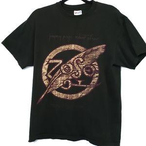 Vintage 1995 ZOSO Graphic Concert T